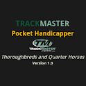 TrackMaster Pocket Handicapper logo