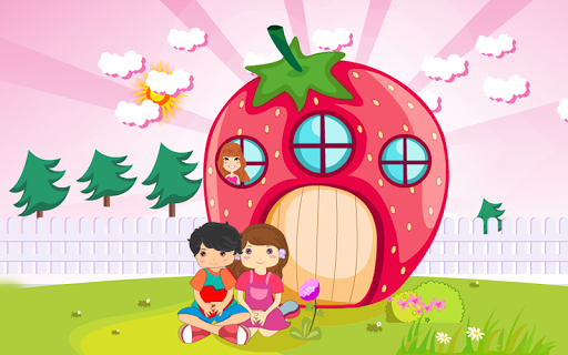 玩免費休閒APP|下載Fun Game-Kids Apple Kiss app不用錢|硬是要APP