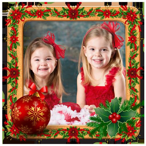 圣诞节相框免费 攝影 App LOGO-APP試玩