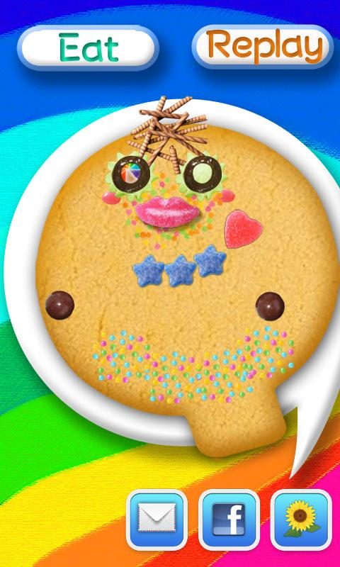 Make Cookies - Cooking games- screenshot