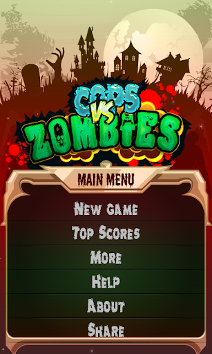 Cops Vs. Zombies