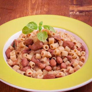South Italian Pasta E Fagioli Recipe