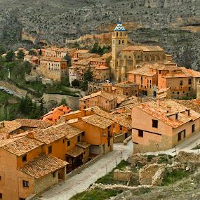 Albaracin by Alexandru Ciornea - Travel Locations Landmarks