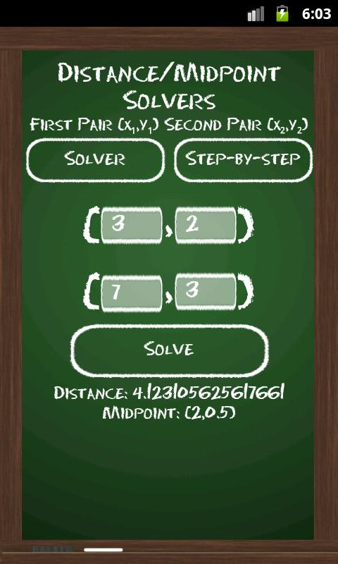 Ultimath - screenshot