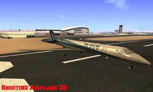 Shooting Airplane 3D