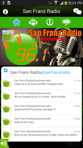 San Franz Radio