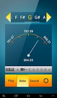 Screenshot of Metronome, Tuner & Piano