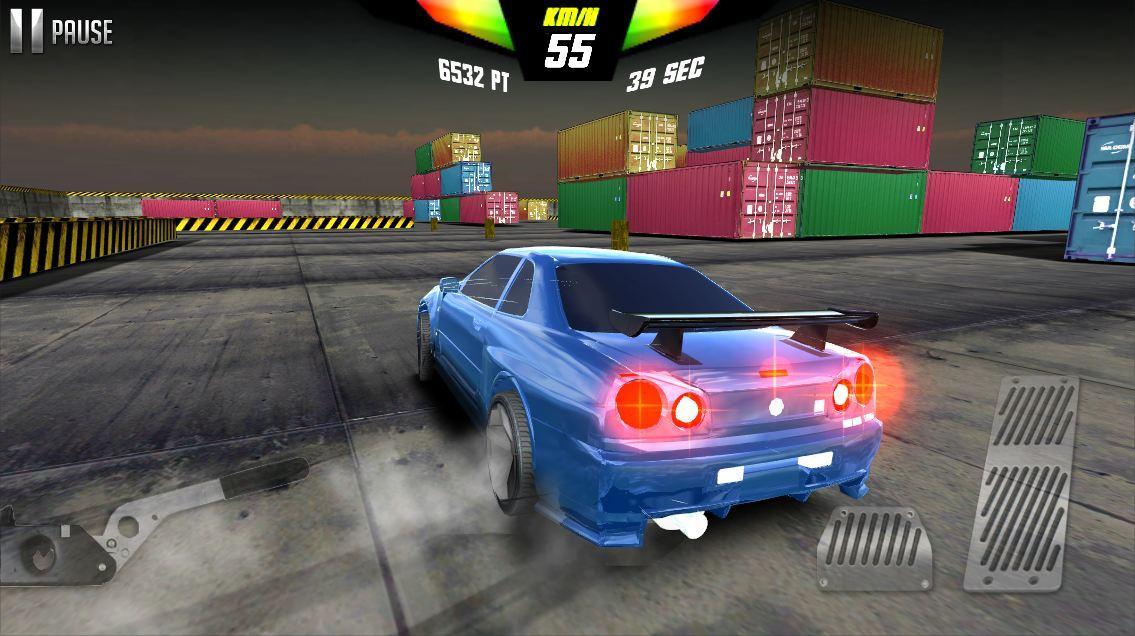 Drift-X 20