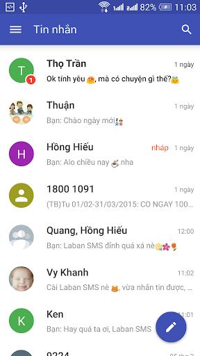 Laban SMS: không còn tin rác