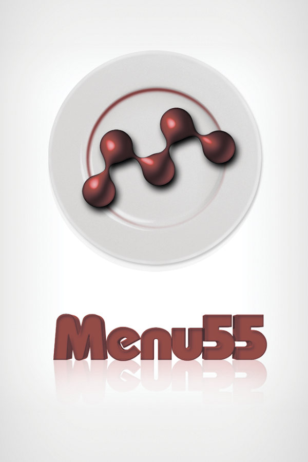 Menu55 - Restaurant menu- screenshot
