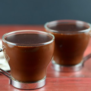 Super Decadent Hot Chocolate, Barcelona Style Recipe