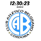 Atl??tico Belgrano Clock
