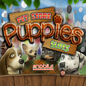 Pet Store Puppy Dog Vegas Casino Slots FREE