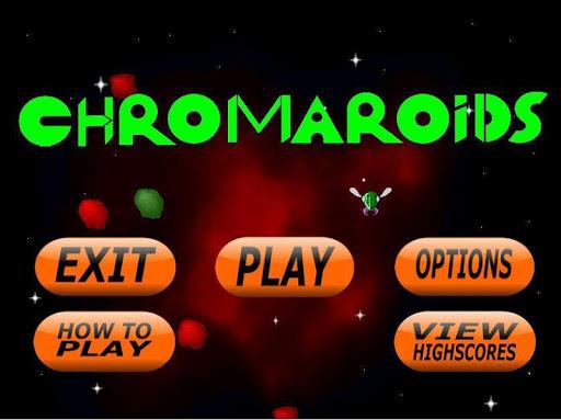 Chromaroids