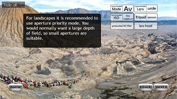 Screenshot of EoP: Photography Tips Tutorial