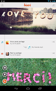 Bistri - Video Calls & Sharing - screenshot thumbnail