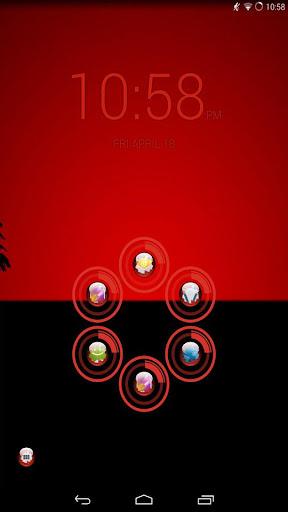 Red Sphere - Multi Theme