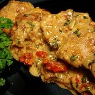 Italian Pork Tenderloin