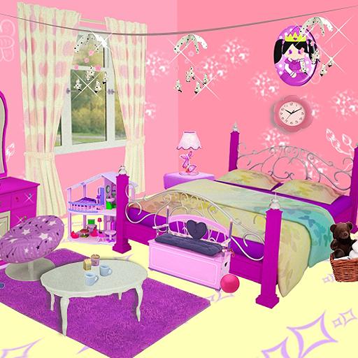 プリンセスルーム装飾