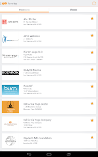 MINDBODY Connect - screenshot thumbnail