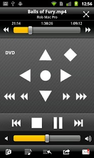 VLC Remote - screenshot thumbnail
