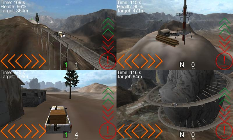 Duty Driver FULL - screenshot