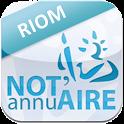 Annuaire notaires Riom icon