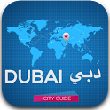 Dubai Guide, Hotels & Weather icon