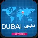 Dubai Guide, Hotels & Weather icon