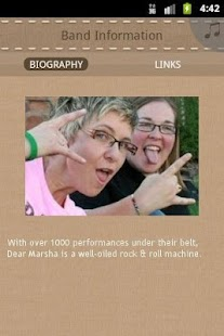 Dear Marsha,- screenshot thumbnail