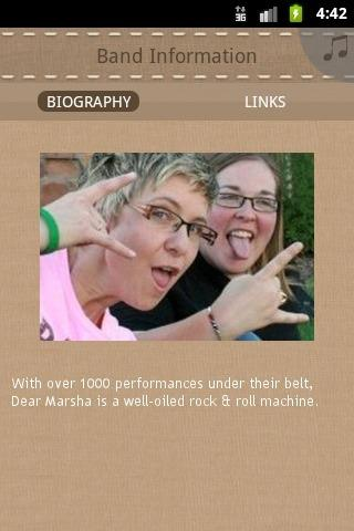 Dear Marsha,- screenshot