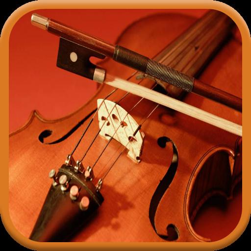 娛樂必備App violin notation LOGO-綠色工廠好玩App