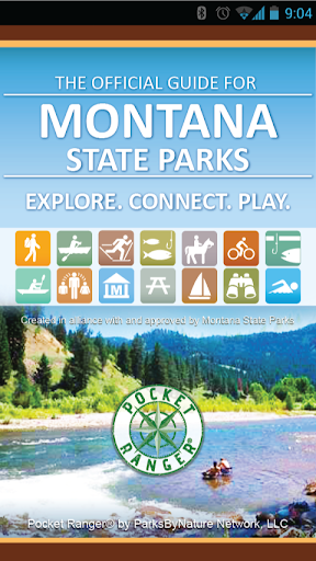 MT State Parks Outdoors Guide