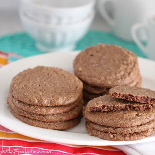 Reeses Peanut butter Cup Cookies.