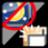 ScreenModeWidget icon