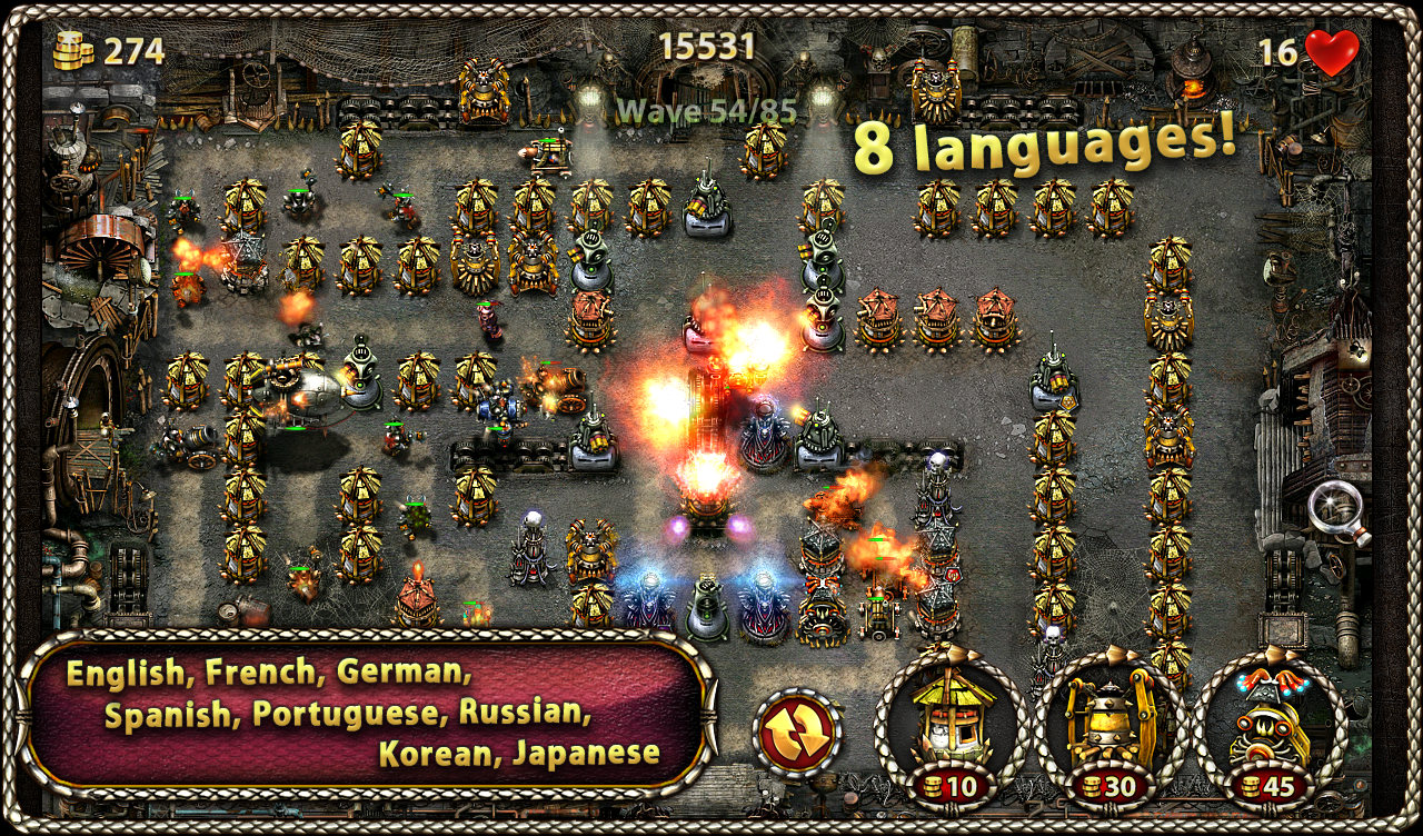 Myth Defense 2: DF screenshot #17
