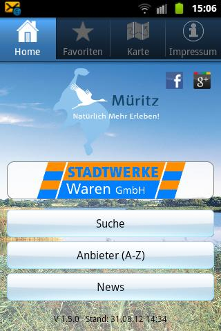 Müritz- screenshot