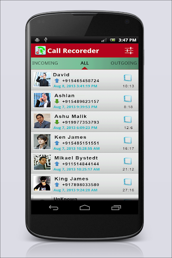 Smart My Call Recorder Free