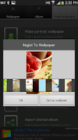 Screenshot of dodol Wallpaper Maker 2