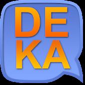 German Georgian dictionary