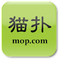 猫扑阅览器 – MOP logo