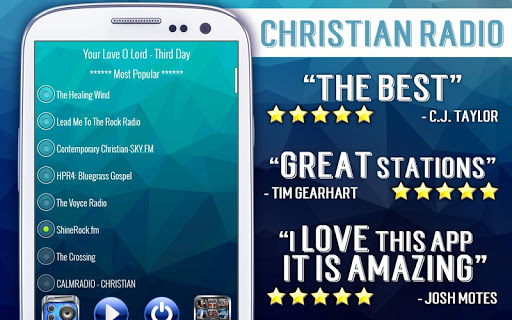 クリスチャンラジオ
