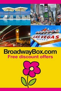 BroadwayBox Discounts - screenshot thumbnail