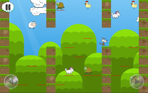 Sheeppy - Revenge of the Sheep Juegos (apk) descarga gratuita para Android/PC/Windows screenshot