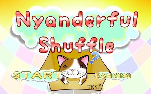 Nyanderful Shuffle
