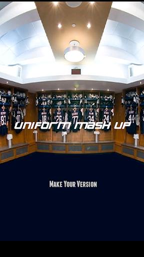 NHL Uniform Mash Up