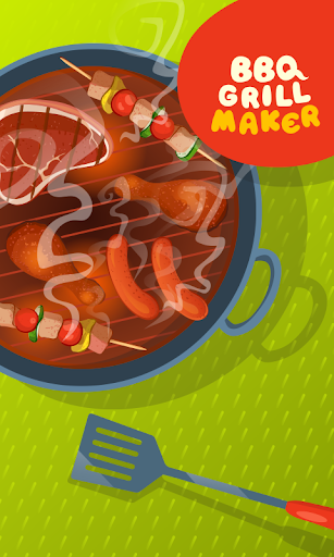 BBQ Grill Maker - Cooking Game