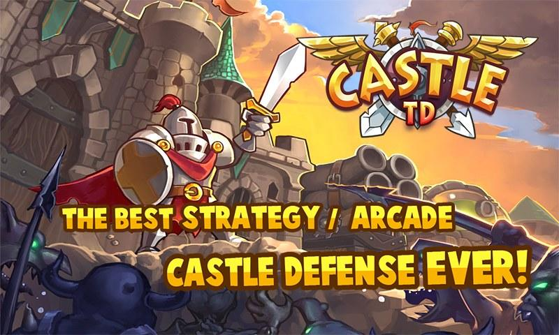 Castle Defense - screenshot