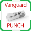 Vanguard and Punch Reader icon