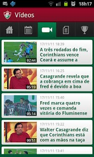 Fluminense SporTV - screenshot thumbnail